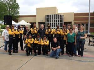 BYO & Buffalo Soldiers Motorcycle Club