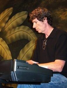 Lynn Stanphill at Piano