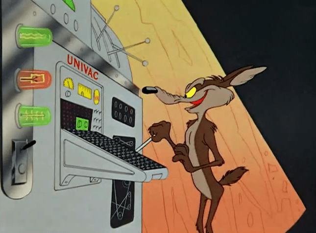 wile e coyote super genius - 645×476