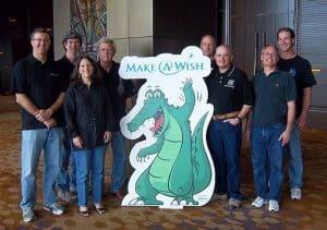 BYO Musicians at Make A Wish in Dallas Texas
