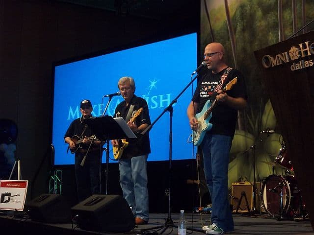 BYO Musicians at Make A Wish in Dallas Texas