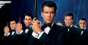 The Real James Bonds