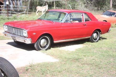 1966 Ford Falcon Sport Coupe Futura