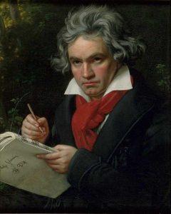 Ludvig von Beethoven